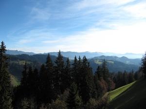 Napfwanderung 29./30. Oktober 2009