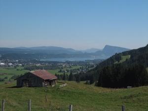 Col du Marchairuz - Vallée de Joux