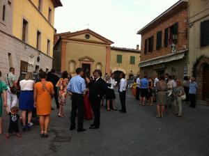 Toskana im Juli 2012