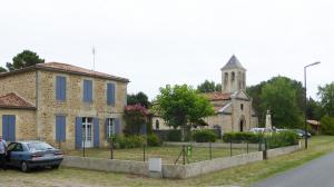 Villandraut - St-Justin