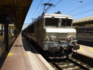 Eisenbahnreisen