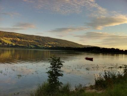 Velotour vom Lac de Joux…