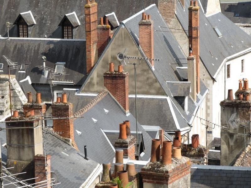 Blois, wo Könige residierten…