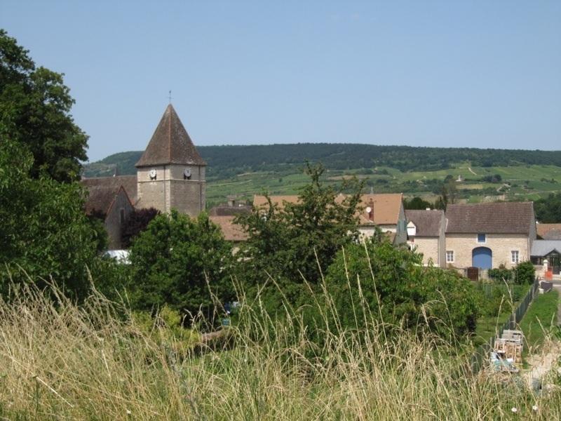 durch die Bourgogne…